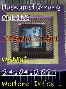 Online-Führung 24.04.2021